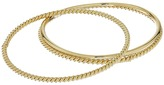 Lauren Ralph Lauren Perfect Pieces 3 Piece Metal Bangle Bracelet Set
