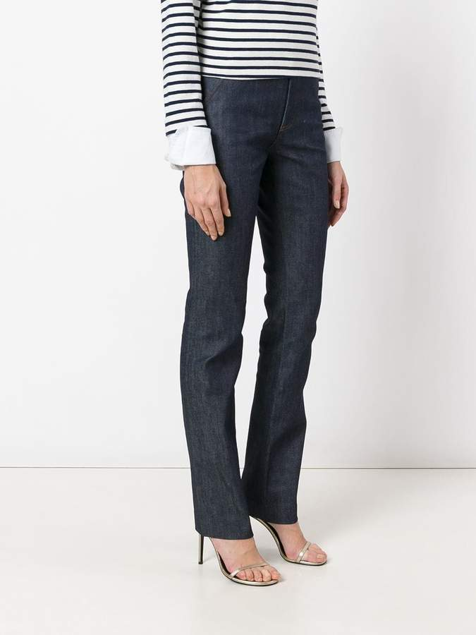 Vanessa Seward Alabama bootcut jeans
