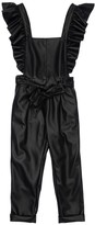 Philosophy di Lorenzo Serafini Faux Leather Overalls