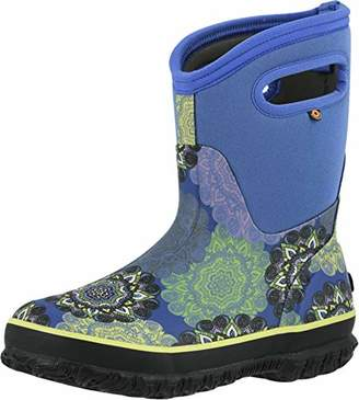 Bogs Womens Classic Mid Waterproof Insulated Rain Boot
