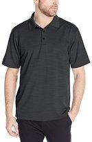 Haggar Men's Short Sleeve Minibox Knit Shirt
