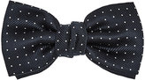 Lanvin Men's Polka Dot Silk Bow Tie