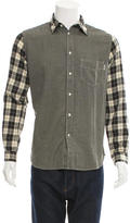 Paul Smith Plaid Button-Up Shirts w/ Tags