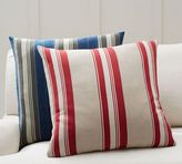 Pottery Barn Greer Stripe Pillow Cover