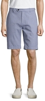 Brooks Brothers Horizontal Stripe Bermuda Shorts