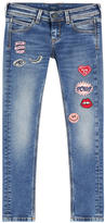 Pepe Jeans Ariella girl skinny fit jeans