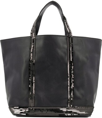 Vanessa Bruno sequined tote bag