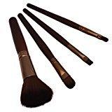 DEESEE(TM) Makeup Brush Large Fan Goat Hair Blush Face Powder Foundation Cosmetic Brush