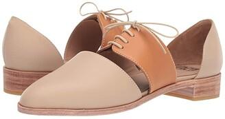 FORTRESS OF INCA Carmen Oxford (Cream/Scotch) Women's Shoes