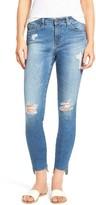 AG Jeans Women's Middi Step Hem Ankle Skinny Jeans