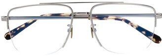 Brioni Aviator-Style Glasses