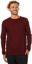 Swell Supply Mens Crew Knit Red