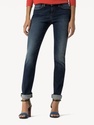 Tommy Hilfiger Milan Slim Fit Faded Jeans