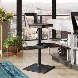 Surprising Kitchen Bar Stools Swivel Shopstyle Bralicious Painted Fabric Chair Ideas Braliciousco