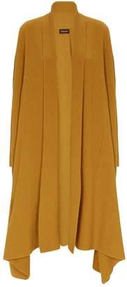 eskandar Cashmere Open-Front Cardigan
