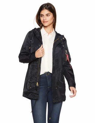 Alpha Industries Women's Nylon Fishtail MOD W Parka