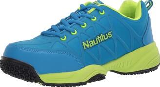 FSI FOOTWEAR SPECIALTIES INTERNATIONAL Nautilus 2154 Women's Comp Toe Light Weight Slip Resistant Safety Toe Athletic Shoe