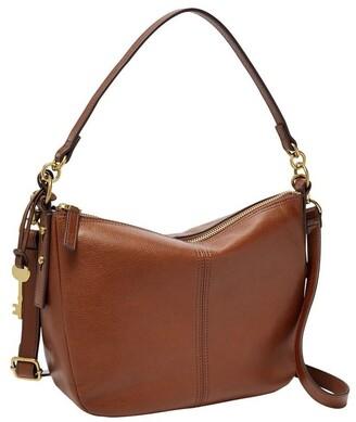 Fossil Jolie Zip Top Shoulder Bag ZB7716200