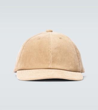 Undercover Corduroy ears cap