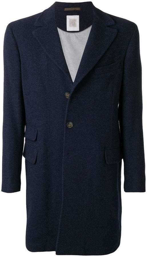 Eleventy single- breasted coat