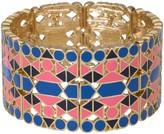 Belle By Kim Gravel Belle by Kim Gravel EmBELLEish Mosaic Tile Stretch Bracelet