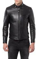 Laverapelle Men's Lamb skin Real Leather Jacket - 1510070