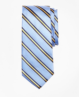 Brooks Brothers Multi Stripe Silk Tie