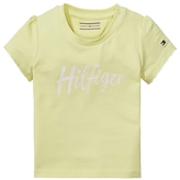 Tommy Hilfiger Final Sale-Th Baby Signature Tee