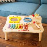 Harmony at Home Children's Eco Boutique Personalised Wooden Music Table