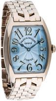 Franck Muller Curvex Watch