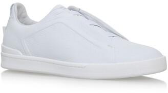 Ermenegildo Zegna Xxx Elastic Sneakers