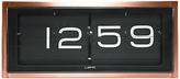 LEFF Amsterdam LEFF 24 Hour Brick Clock by Erwin Termaat, Copper