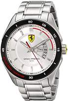 Ferrari Men's 0830187 Gran Premio Analog Display Quartz Watch