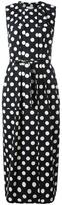 Christian Wijnants 'Dile' polka dots dress - women - Cotton - 42