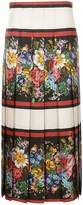 Gucci Floral Skirt