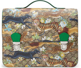 Gucci Children's GG felines backpack
