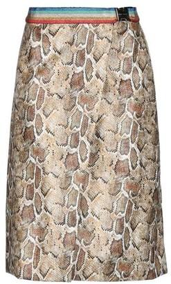 NORA BARTH Knee length skirt