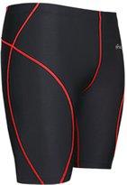 emFraa Men Women Skin Compression Base layer Running Tight Shorts Black XXL