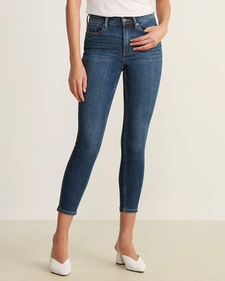 Calvin Klein Jeans Comfort Stretch High-Rise Skinny Jeans