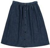 Des Petits Hauts Olivette Buttoned Skirt