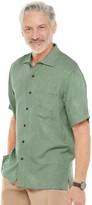 Men's Batik Bay Rayon Jacquard Shirt