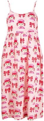COMME DES GARÇONS GIRL Girl Print Dress