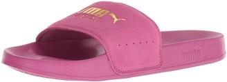 Puma Men's Leadcat Suede Slide Sandal