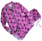 Disney Villains Flannel Pajama Set for Women by Munki Munki®