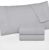 Martha Stewart Collection Standard Pillowcase Pair, 360 Thread Count Cotton Percale