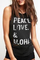 Spiritual Gangster Peace Love Aloha