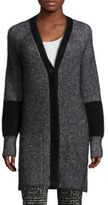 Piazza Sempione Wool Cashmere & Mohair Cardigan