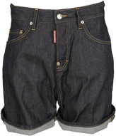 DSQUARED2 Oversized Denim Shorts