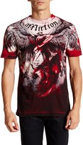 Affliction Upward Short Sleeve Tee