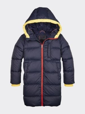 Tommy Hilfiger Recycled Down Hooded Jacket